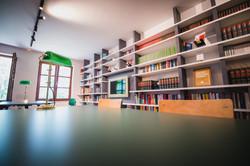 Bibliothek Seminarhaus