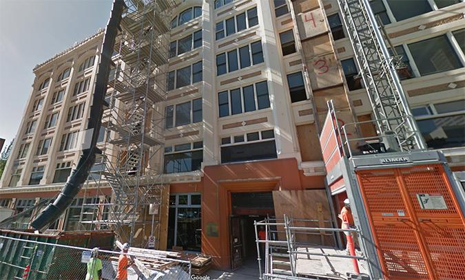 Laneco Hi-Lo Hotel Deconstruction