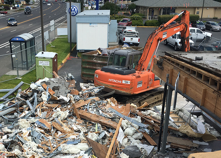 Laneco Demolition