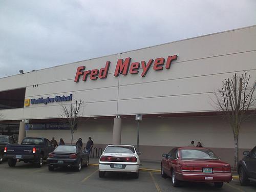 Laneco Fred Meyer Demolition