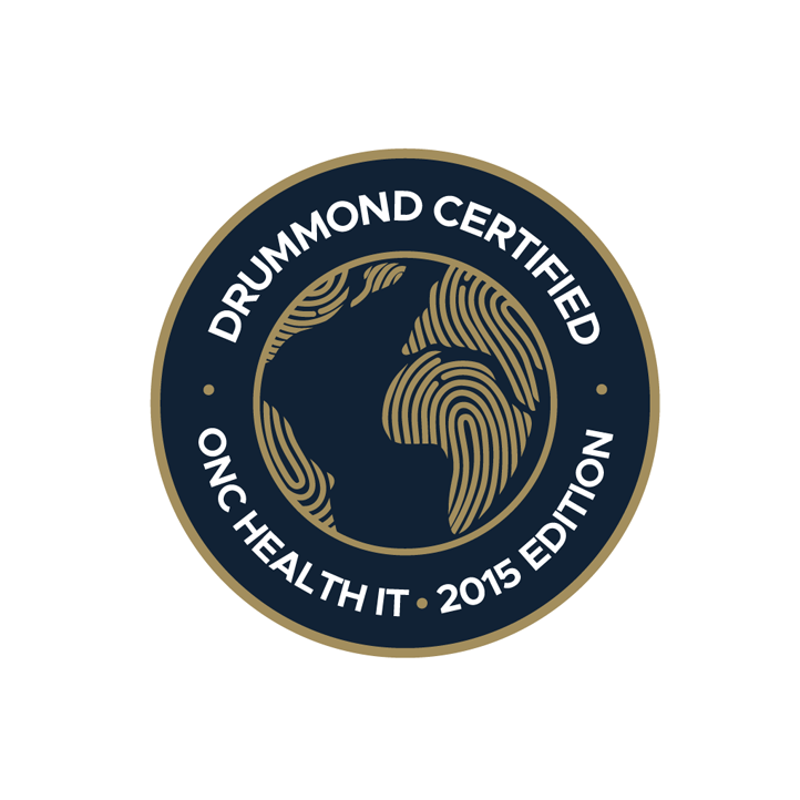Drummond Certified ONC Health IT 2015