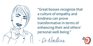 How to be a great boss by Nadine Greiner, PhD. Executive Coach San Francisco