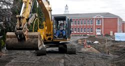 Roosevelt High Laneco Demolition