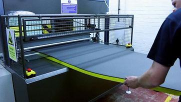 A foam machine converter