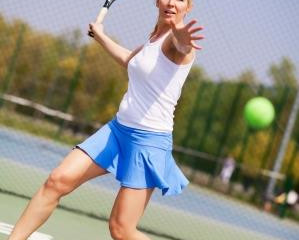 For Tennis, Train for Strength and Speed