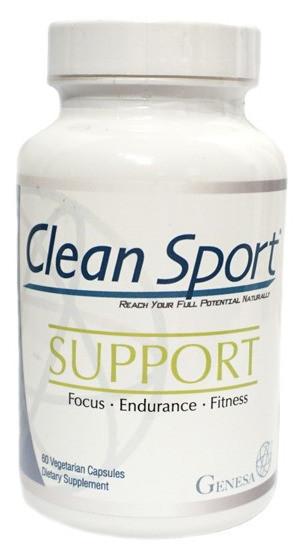 Clean Sport Support Supplement