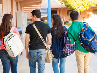 Marin Teens Feel the Attack of the Backpack - A Chiro's Advice