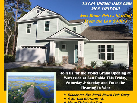 MODEL HOME GRAND OPENING!