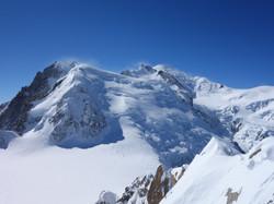Mont Blanc par les 3 Monts
