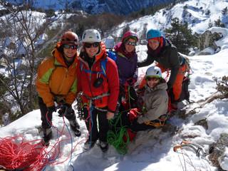 Alpinisme au féminin, sélections du GDEP05 : envoyez vos candidatures !