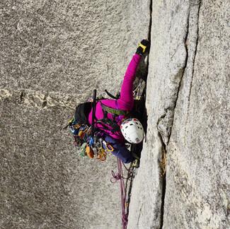 Yosemite, big-wall, solo, et moi.