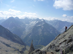 DIBONA 3130 m (Écrins)