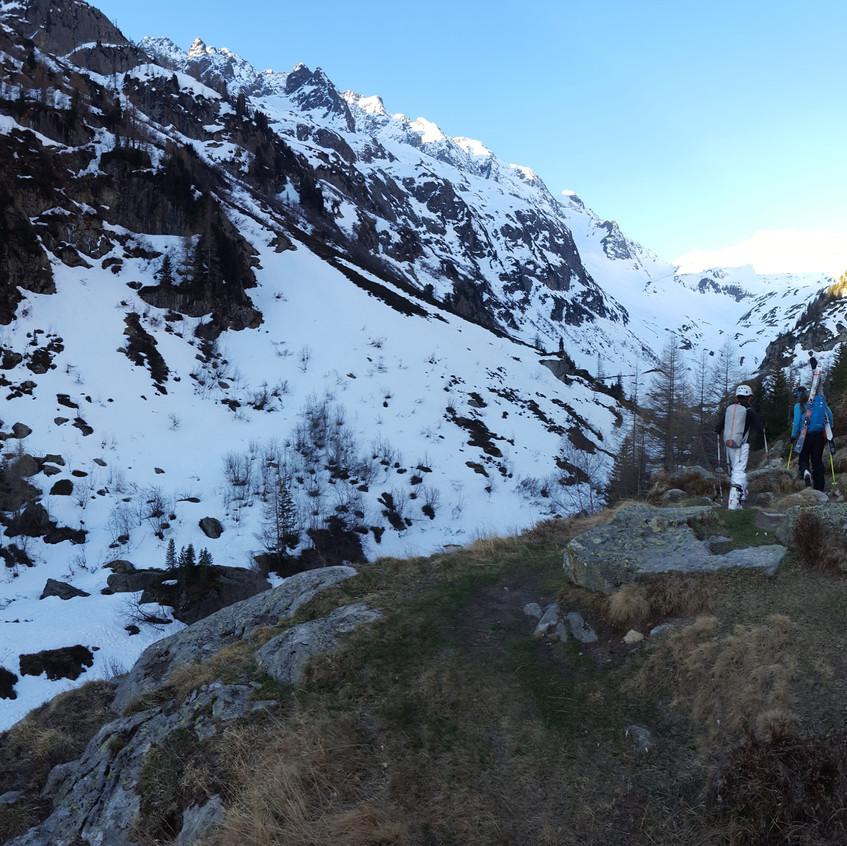 Mont Buet, 3096 m.