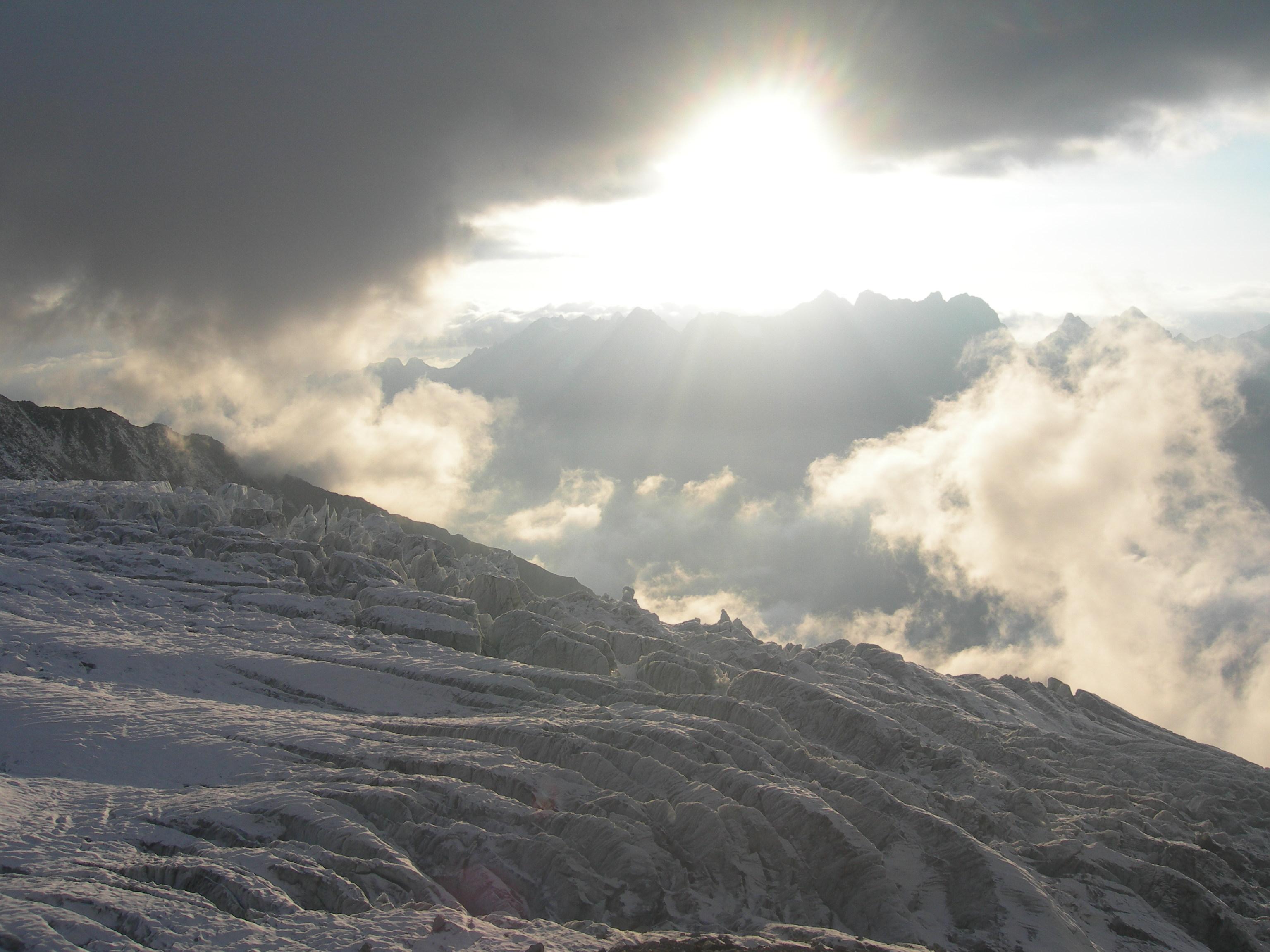 GLACIER DU TOUR (Mont Blanc)