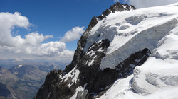 3 DENTS DU PELVOUX 3683 m (Écrins)