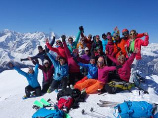 Girl Power : un petit week-end de ski entres filles !