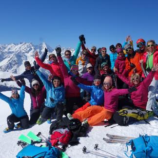 Girl Power : un petit week-end de ski entres filles !