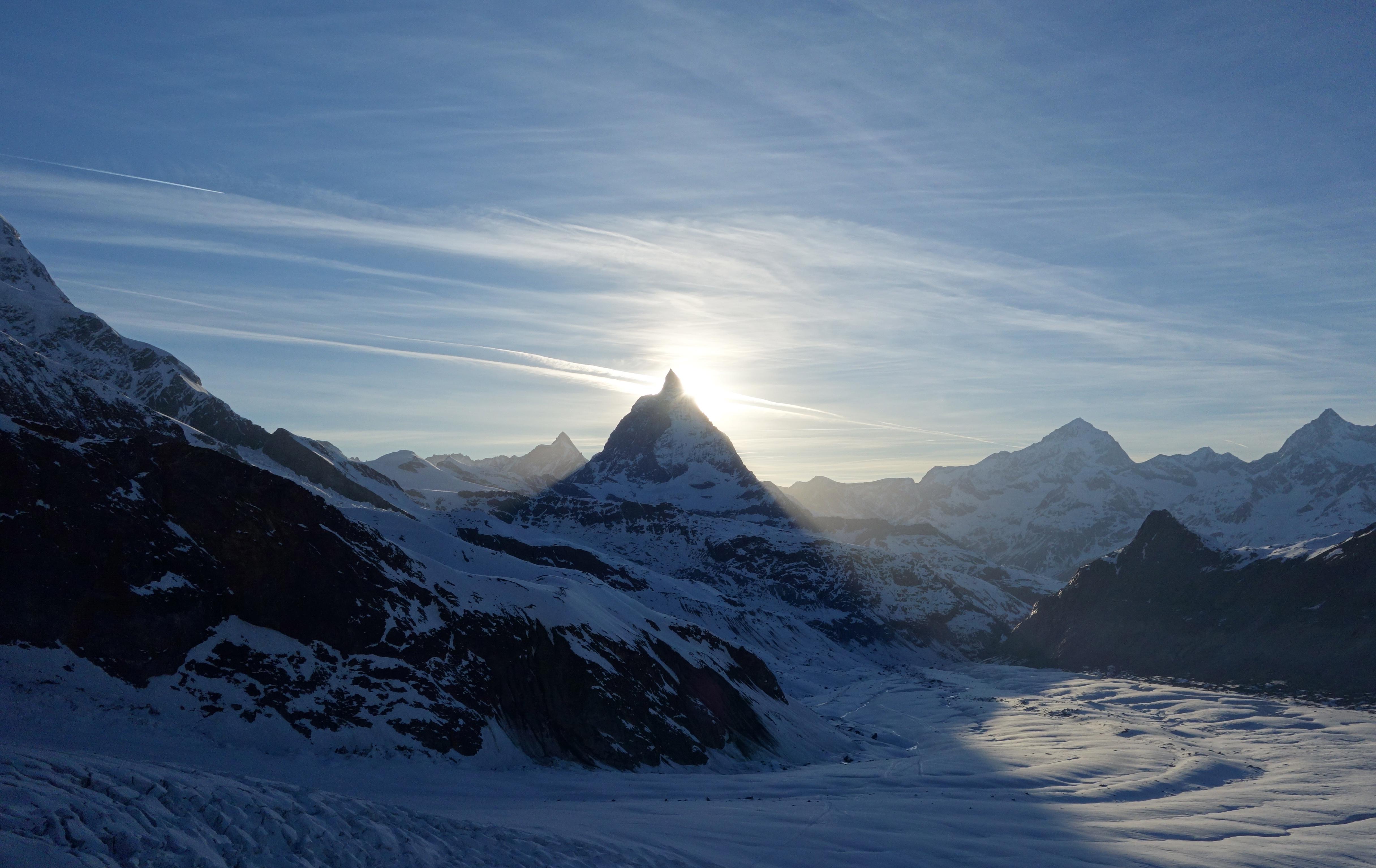 Les 4000m de Zermatt