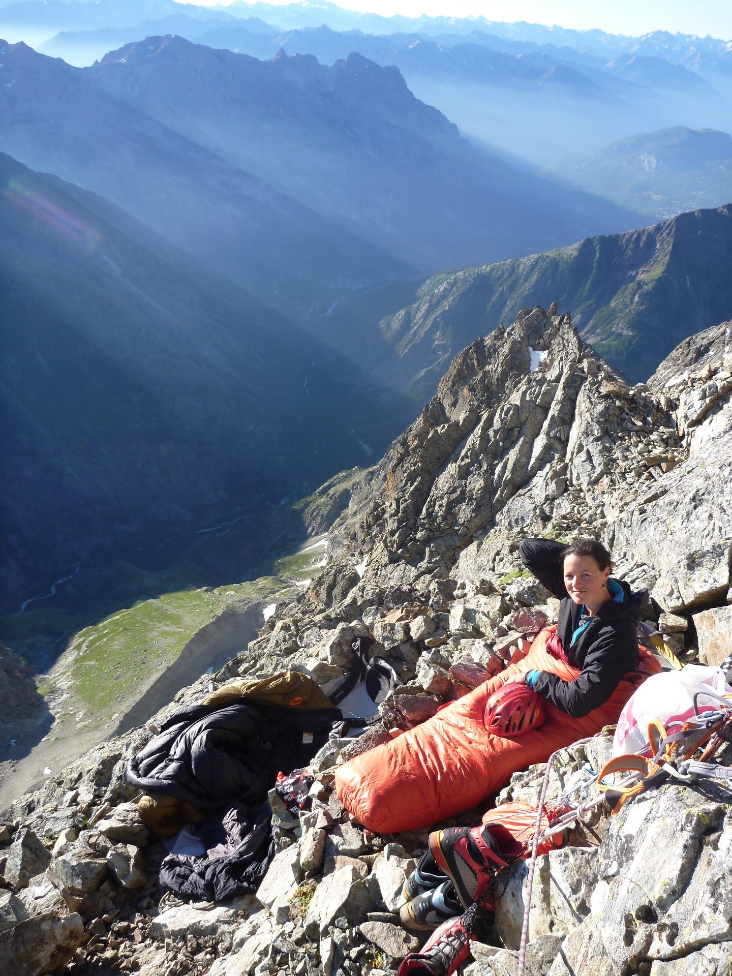 PELVOUX 3943 m (Écrins)
