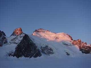 Dôme des Écrins... et vive les Hautes Alpes !