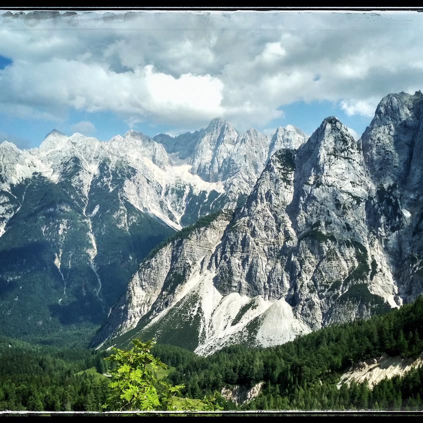 Triglav, Slovénie
