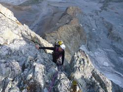 POINTE D'AMONT 3338 m (Écrins)