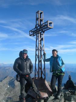 MONT VISO 3841 m (Italy)