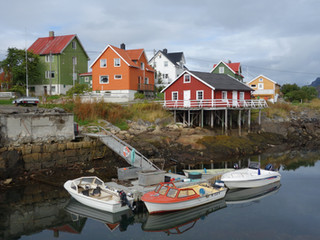 Norvège...