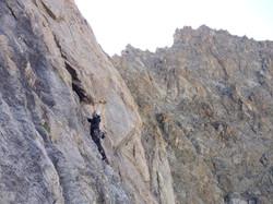 SIALOUZE 3576 m (Écrins)