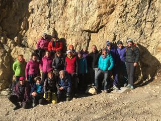 Une nouvelle équipe féminine dans les Hautes Alpes, youpi !