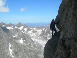 PELVOUX (Écrins) 3946 m