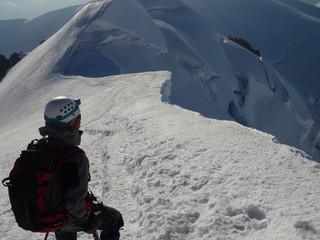 Mont Blanc du soir...
