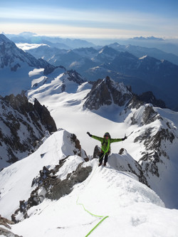 MONT MAUDIT 4465 m (Mont Blanc)