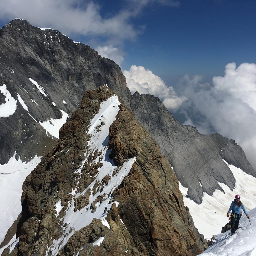 Eiger - Arête Mittellegi