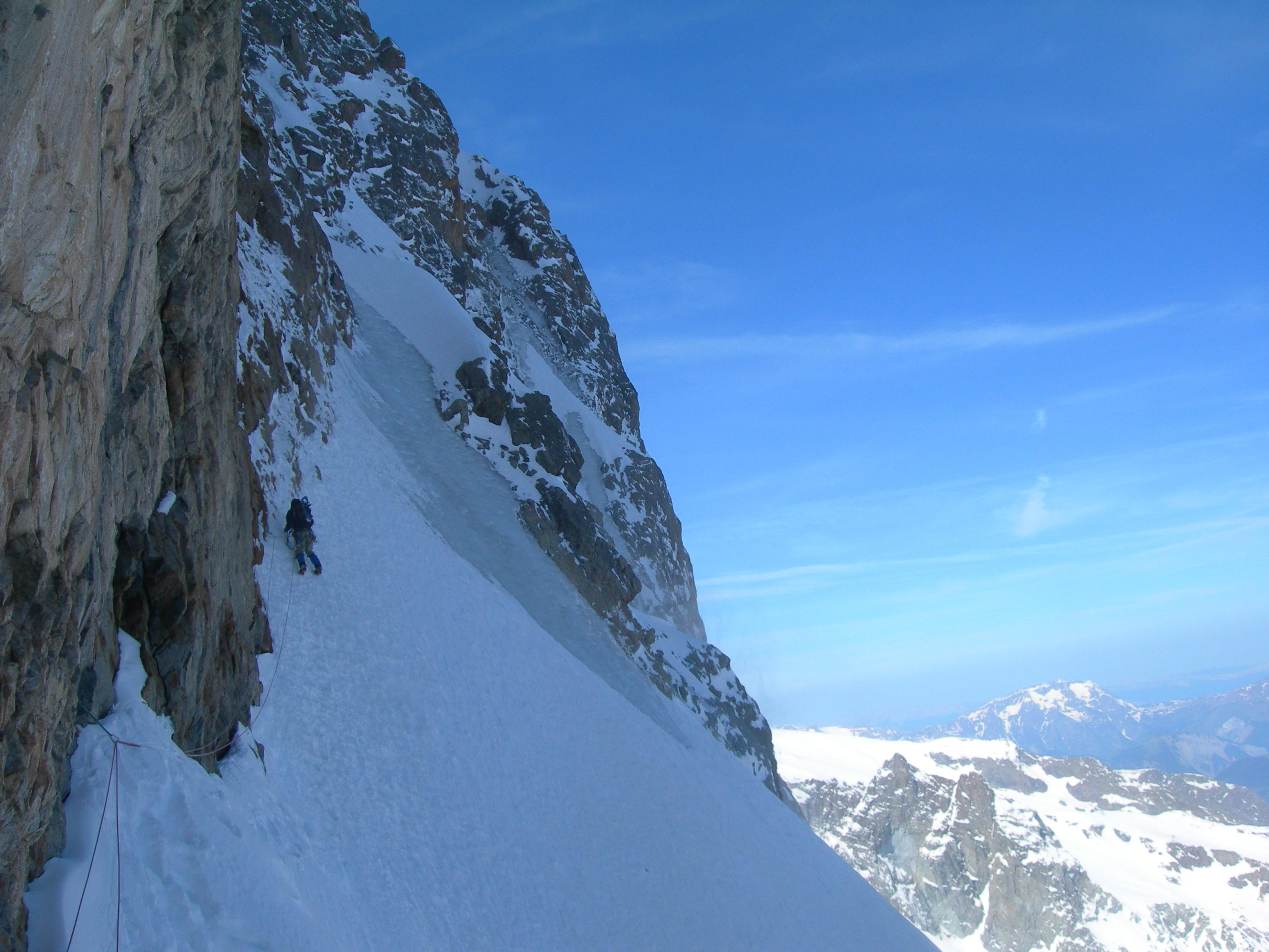 MEIJE 3984 m (Écrins)