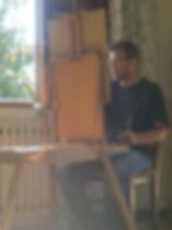 painter jerusalem