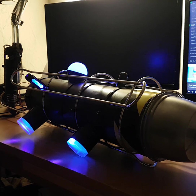 The sci-fi cannon