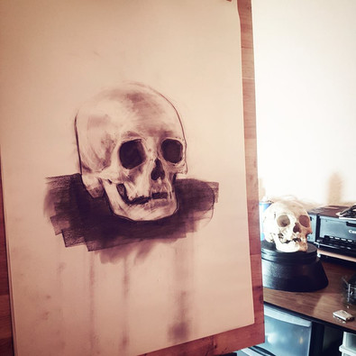 CharcoalSkull