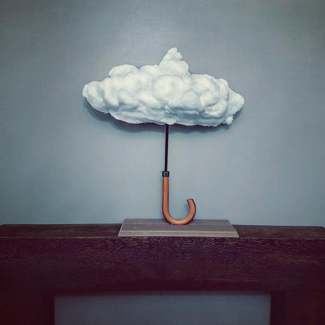 Thunder Cloud lamp demo
