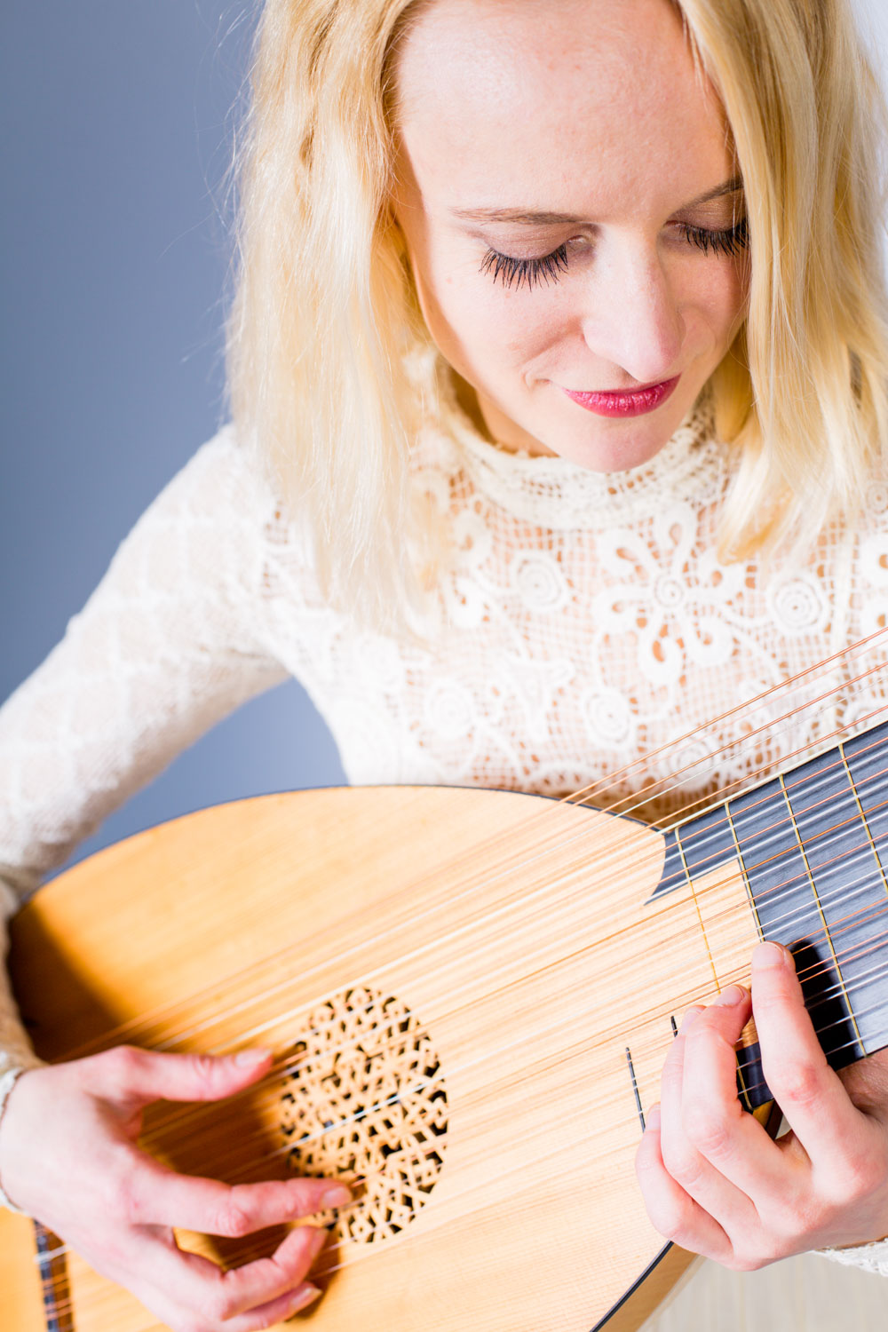 Ieva Baltmiskyte on lute