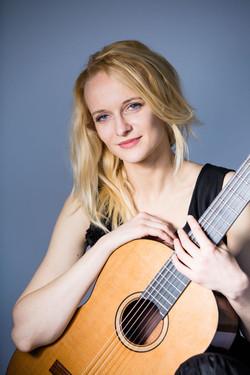 Ieva Baltmiskyte Classical guitarist