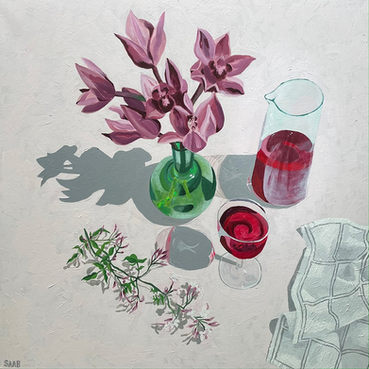 Orchids and Wine