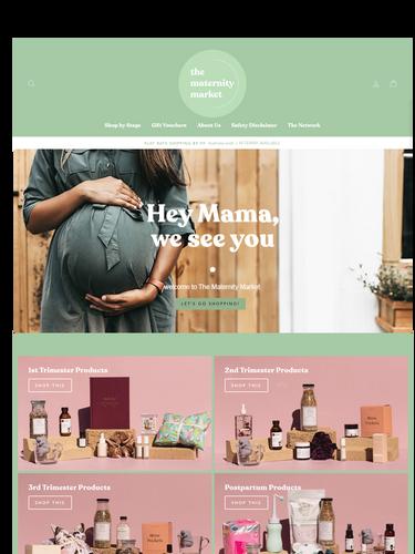 The Maternity Market
