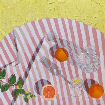 Citrus and Honeysuckle
