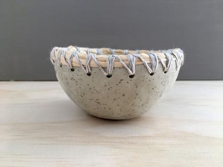 Wattle Woven Bowl