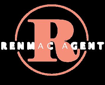 Renmac-WEB-READY-LOGO_2-white-on-coral.p