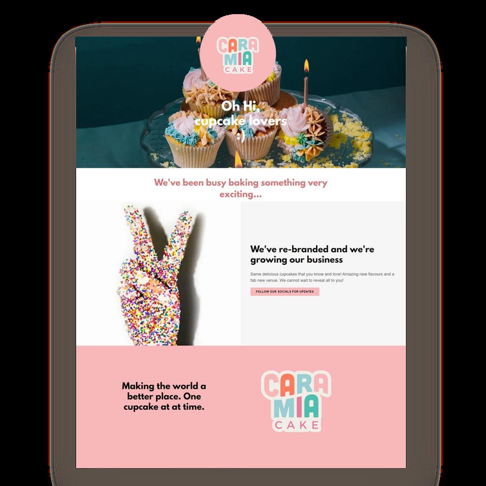 www.caramiacake.com.au
