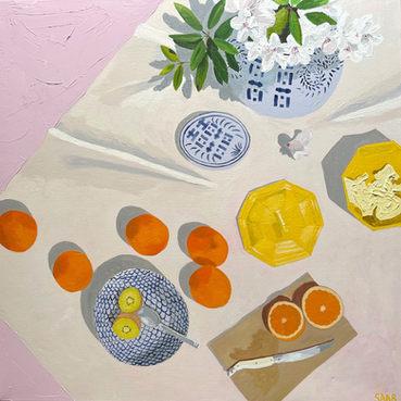 Azalea and The Butter Dish