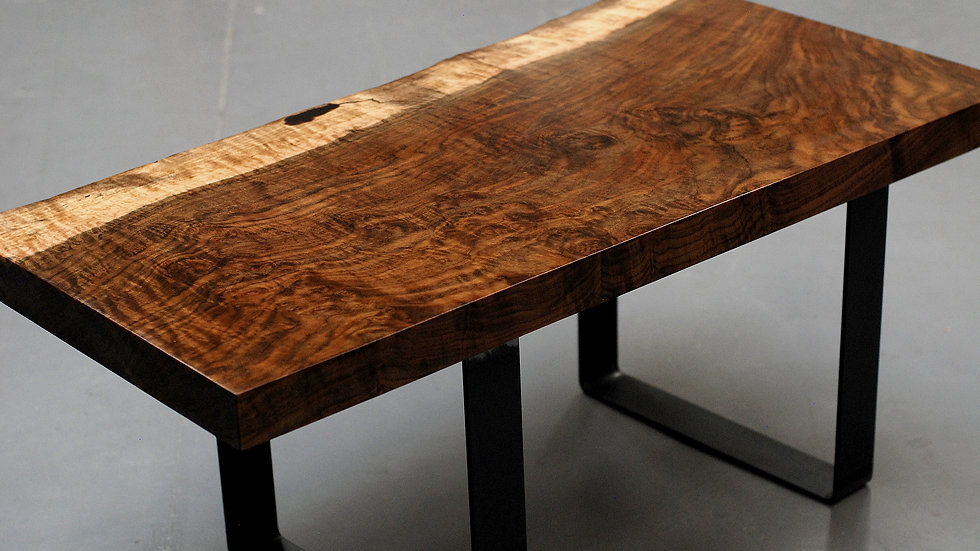 Claro Walnut Exceptionally Rare - 350-500 Years Old Reclaimed Local - 3 of 7
