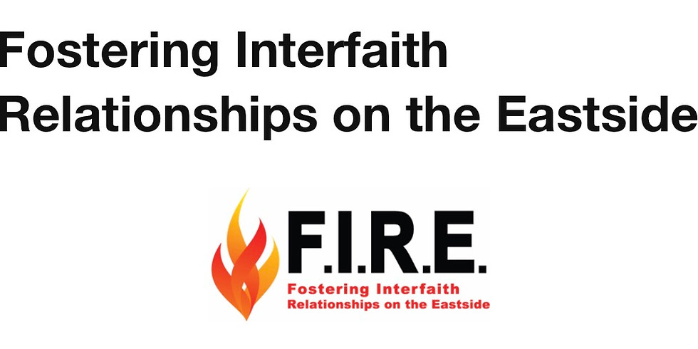 Fostering Interfaith Relationships on the Eastside Dinner Dialogue